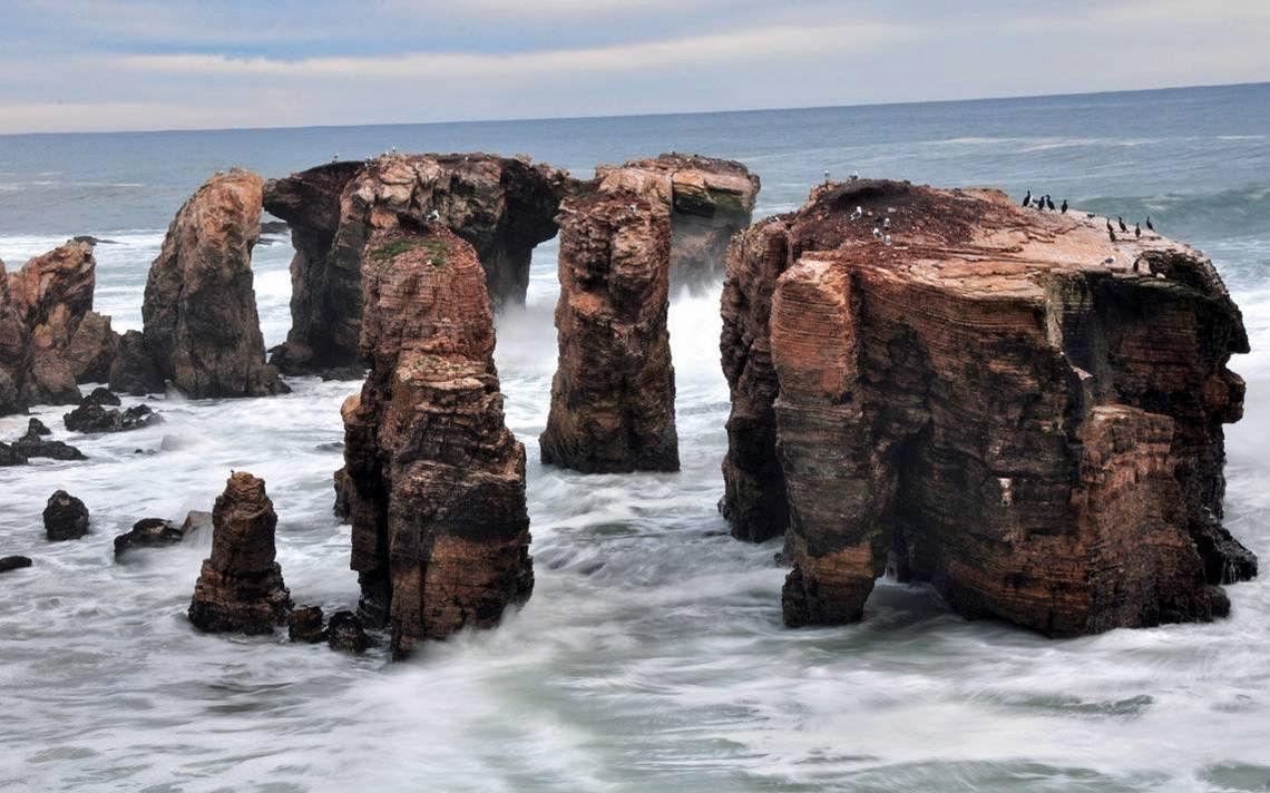 Erosion on the Central Coast