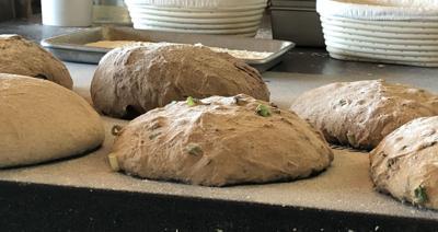 Anna Ferguson-Sparks: Water, salt, flour, heart -- Good Seed Coffee bakes with tradition