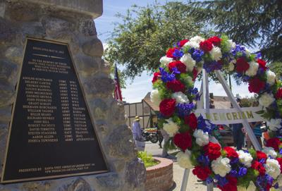 Remembering fallen veterans