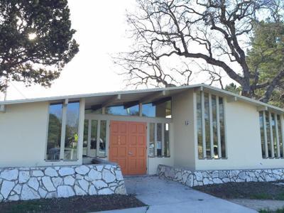 Los Alamos Public Library Exterior