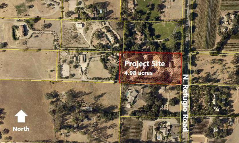 Hacienda Amador Homestay location map