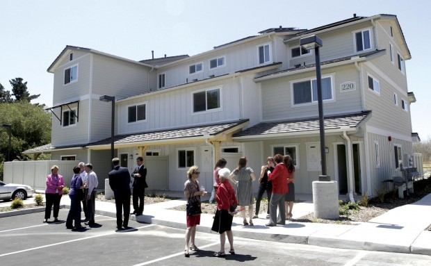Low-income housing project opens | Local | syvnews com