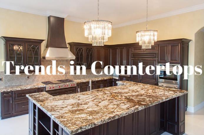 Trends in Countertops