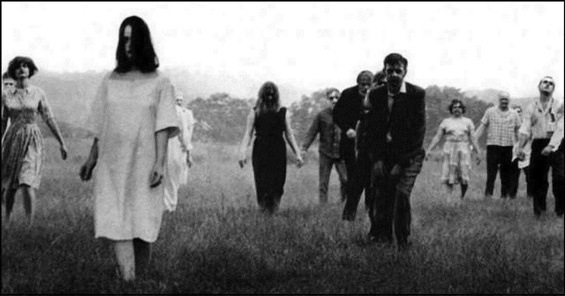 "George Romero's ""Night of the Living Dead"""
