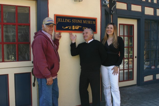 Jelling Stone Museum to open this weekend