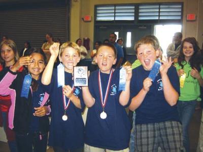 Charter School team wins  North County Math Superbowl