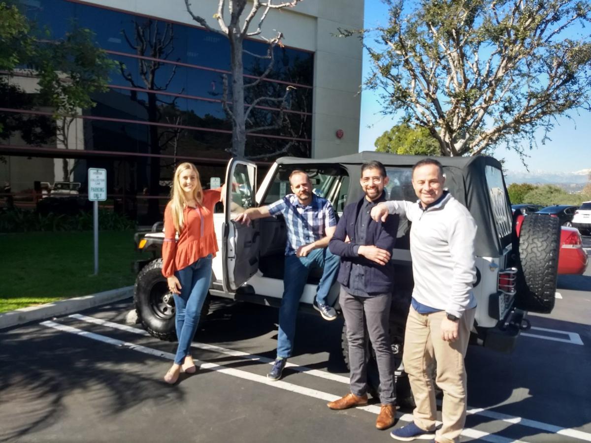 SYV Vehicle Build Program 5