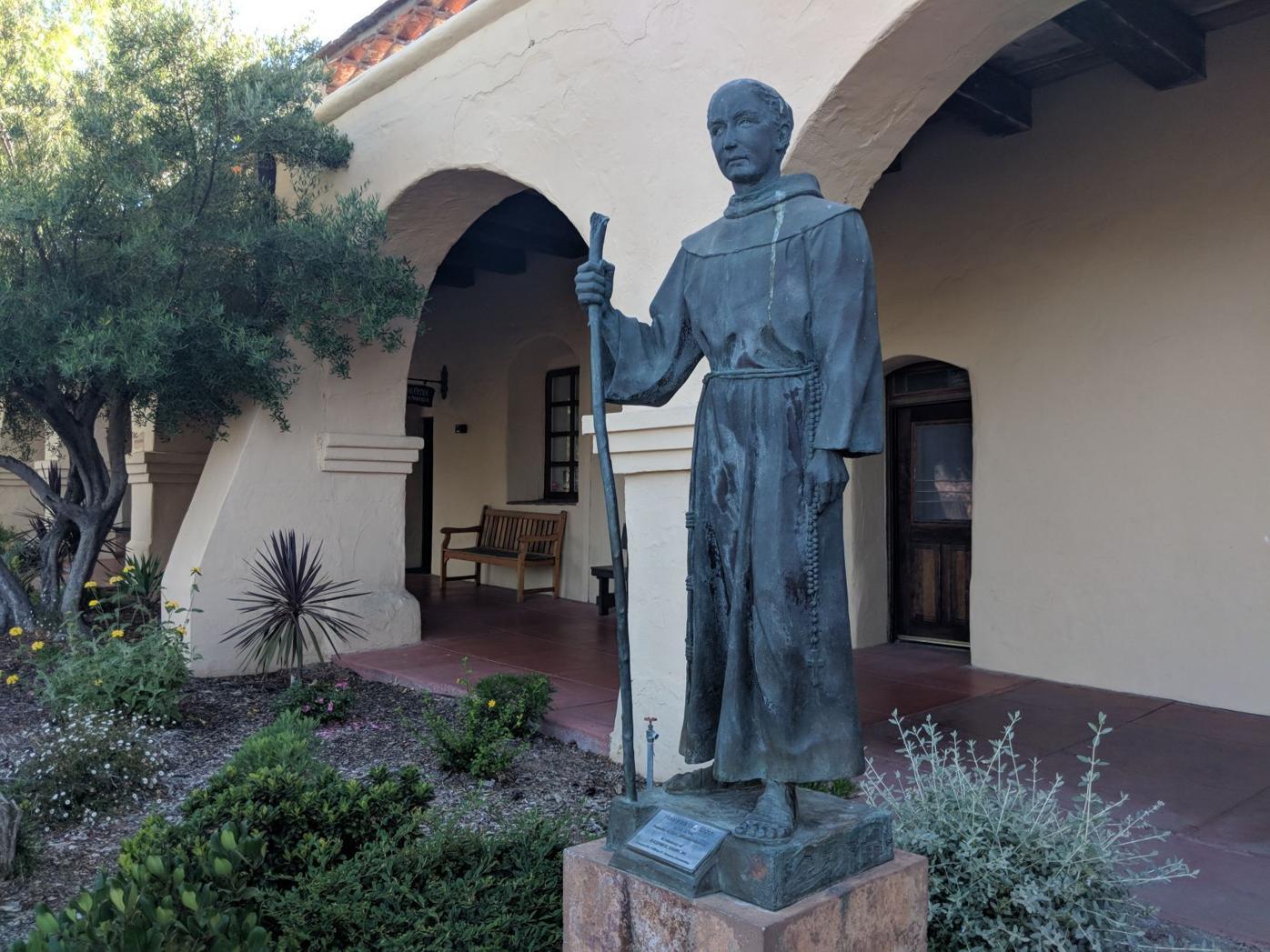 072620 Junipero Serra Statue - 1