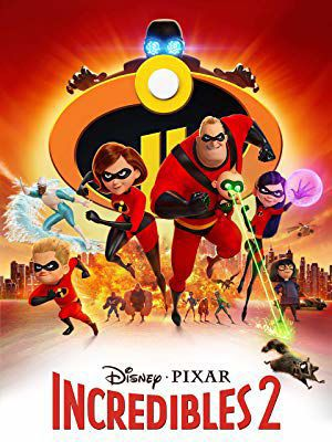 Incredibles 2, publicity photo