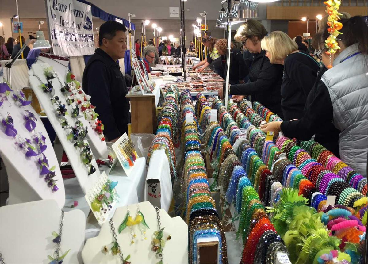 Santa Barbara Gem Faire