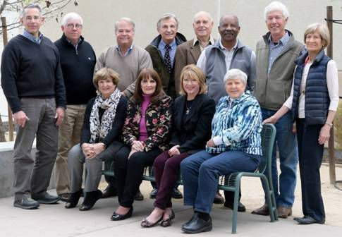 2018 board of directors cottage hospital