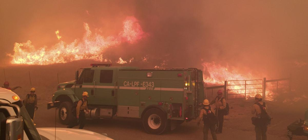 Whittier fire rescuers honored