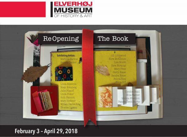 """Re-Opening the Book"" Exhibition"