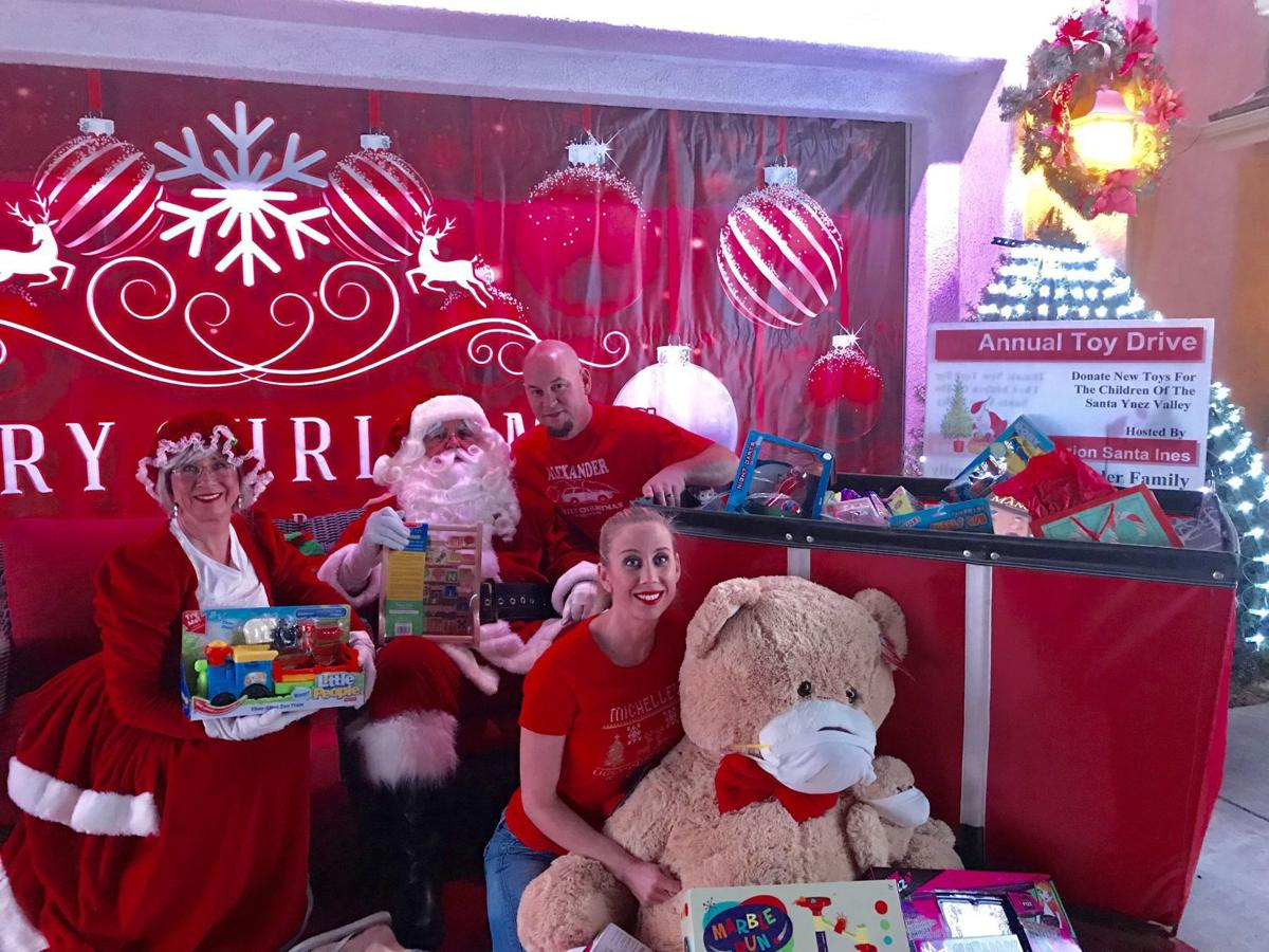 120618 Alexanders Toy Drive