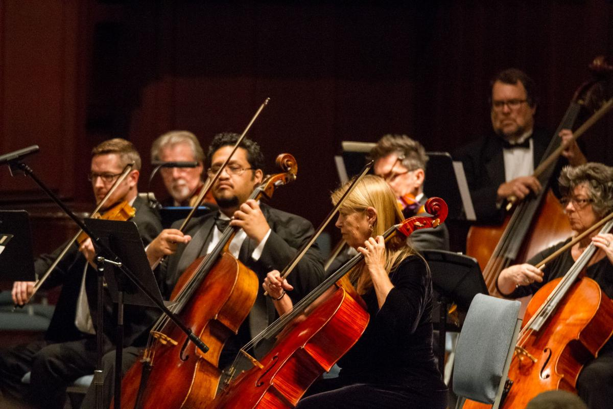 Santa Maria Philharmonic Society presents 'Chamber Music for Strings and Winds'