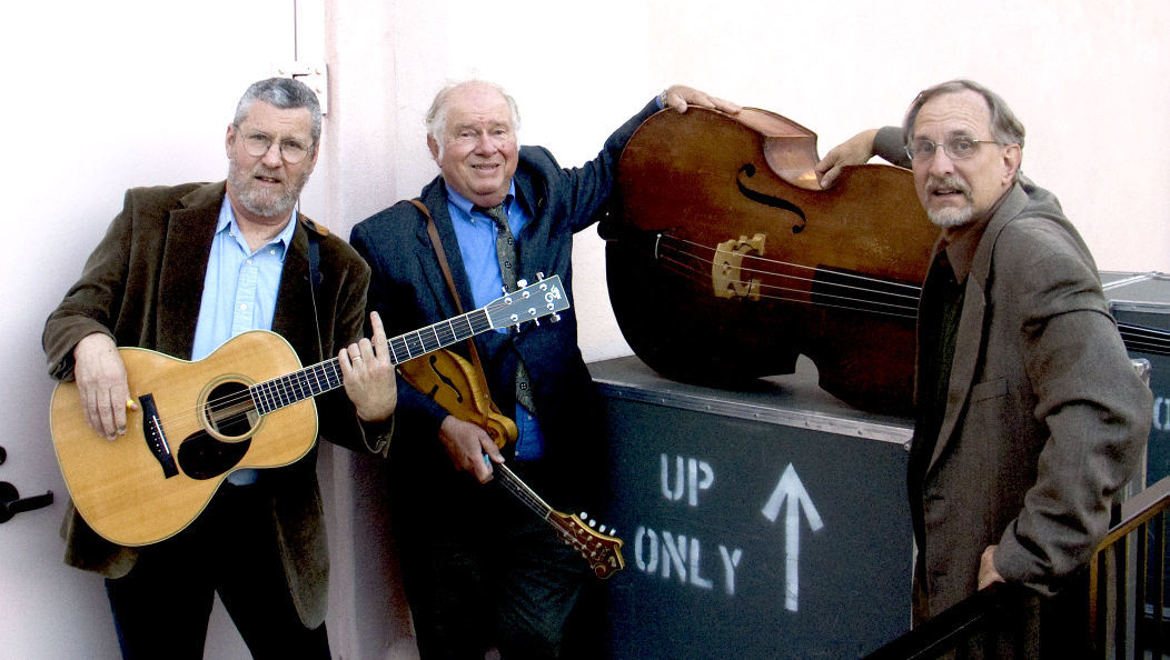 Bluegrass at the Grange
