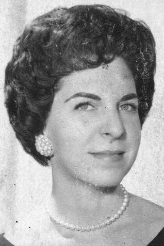Betty Lucille Jensen