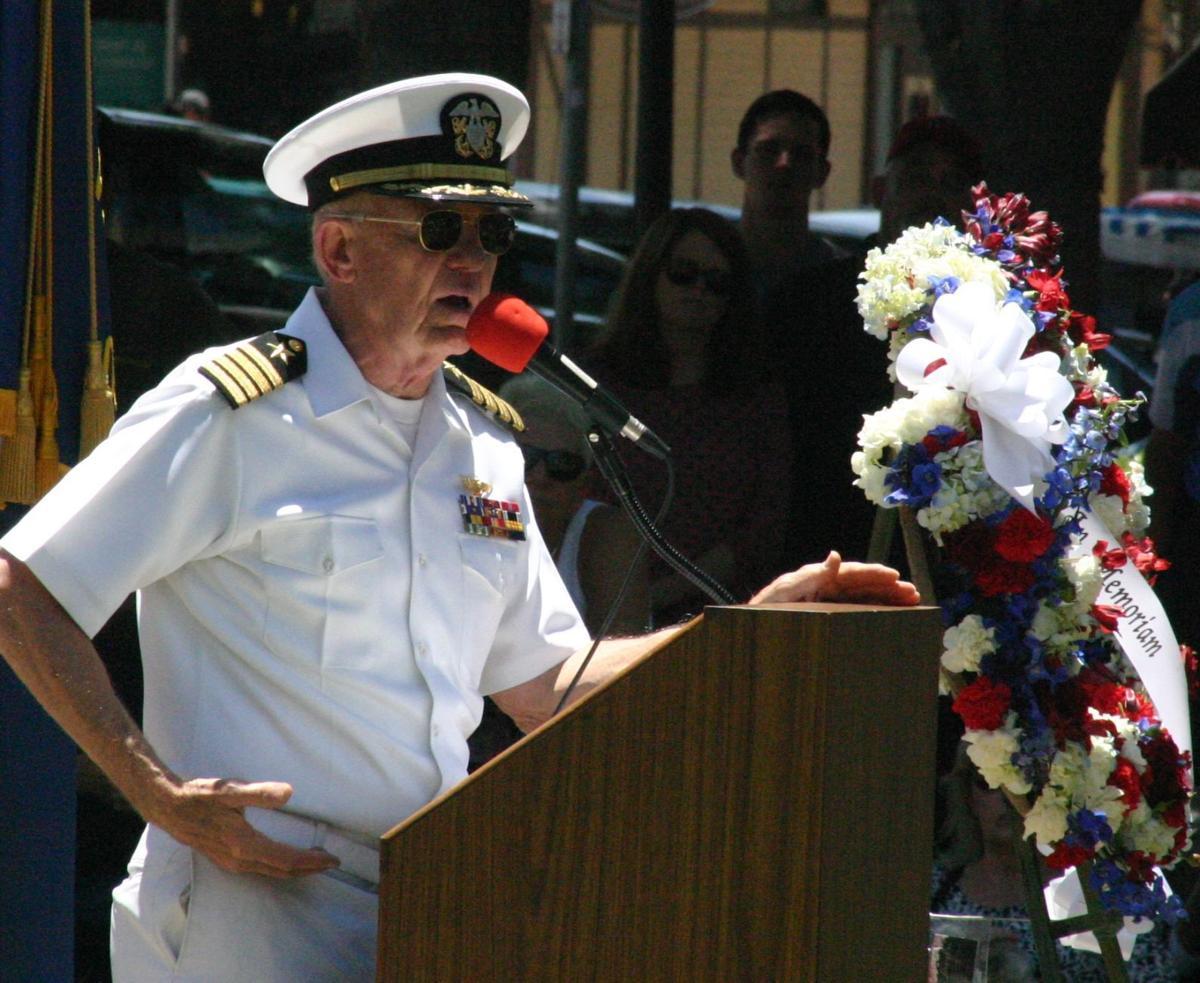 Solvang Memorial Day Charlie Plumb