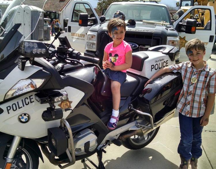 SYV Touch-A-Truck fun!