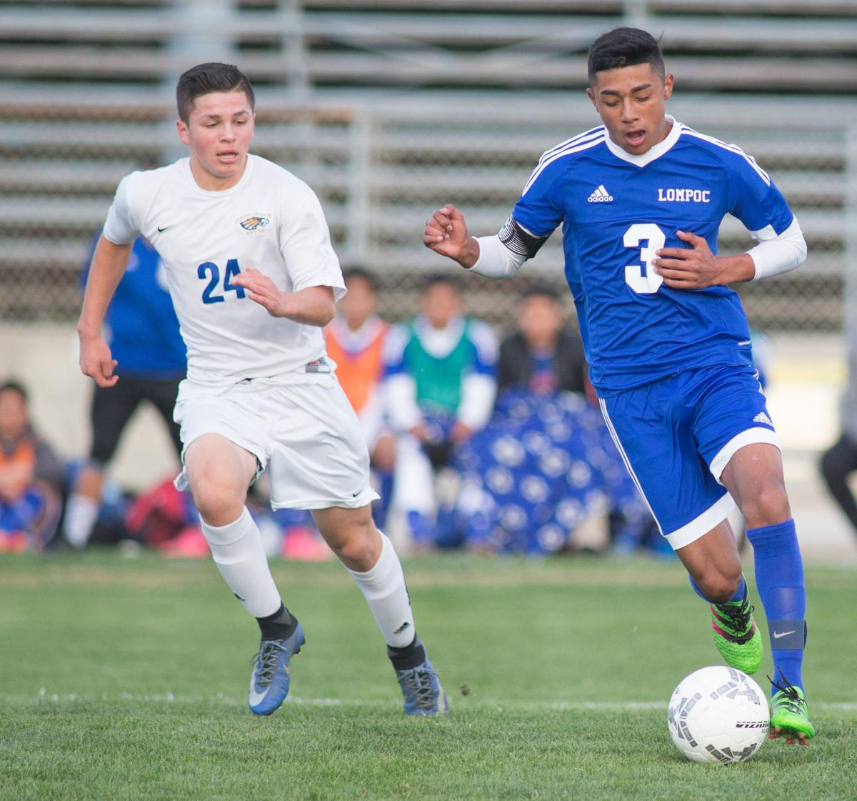 Lompoc's Araujo signs with LA Galaxy II