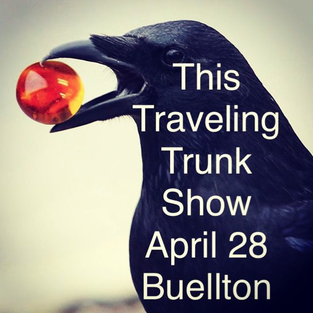 This Traveling Trunk Show