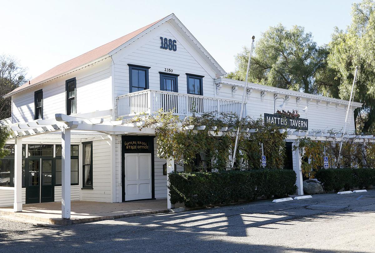 Mattei's Tavern's history