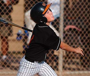 Orcutt American edges Southside in opener