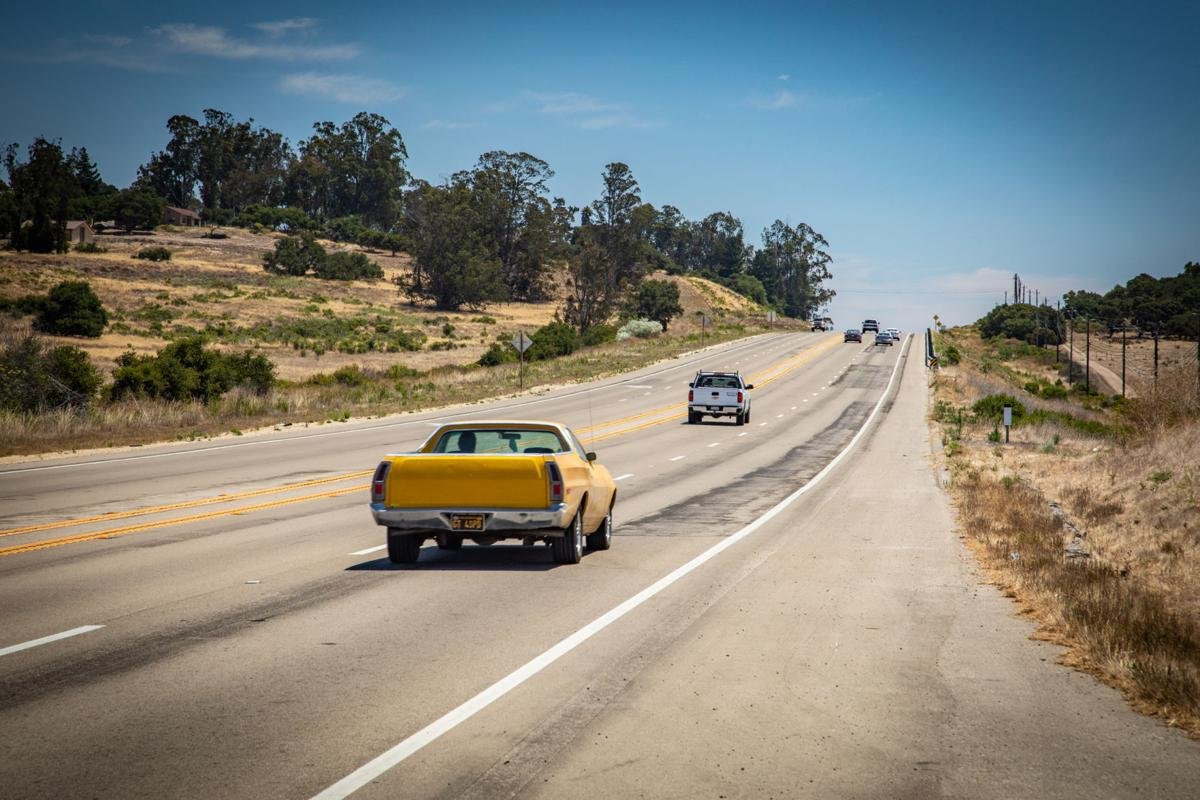Hwy 246 passing lanes