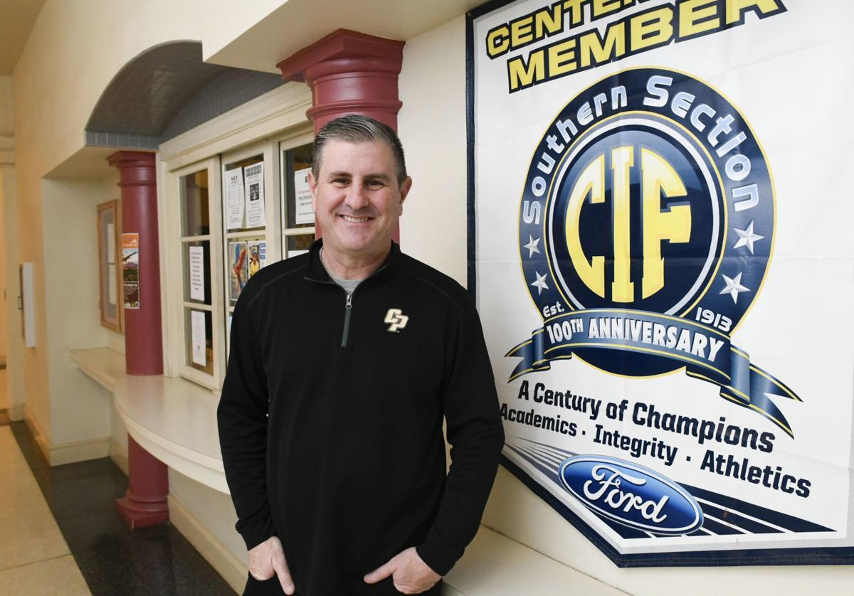 Santa Ynez High School athletic director Cris Avery