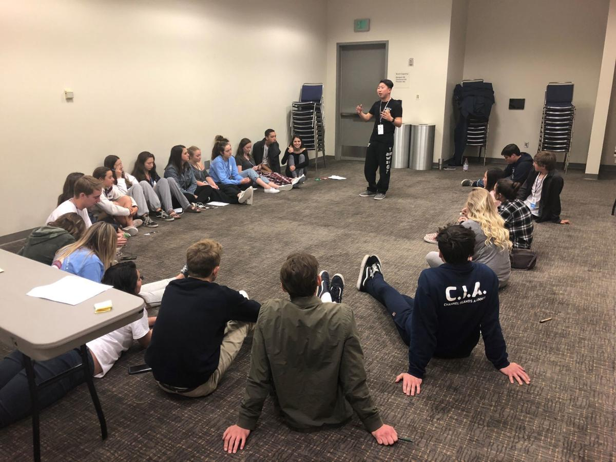 Santa Ynez youth learn the intricacies of the democratic system.