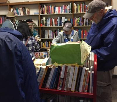 Orcutt Friends of the Library book sale