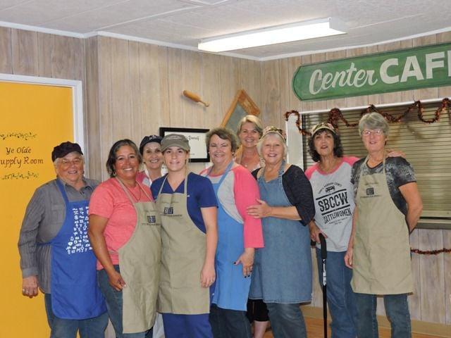 Cattle Women serve Solvang seniors