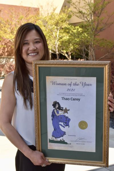 040721 LVMC Woman of the Year