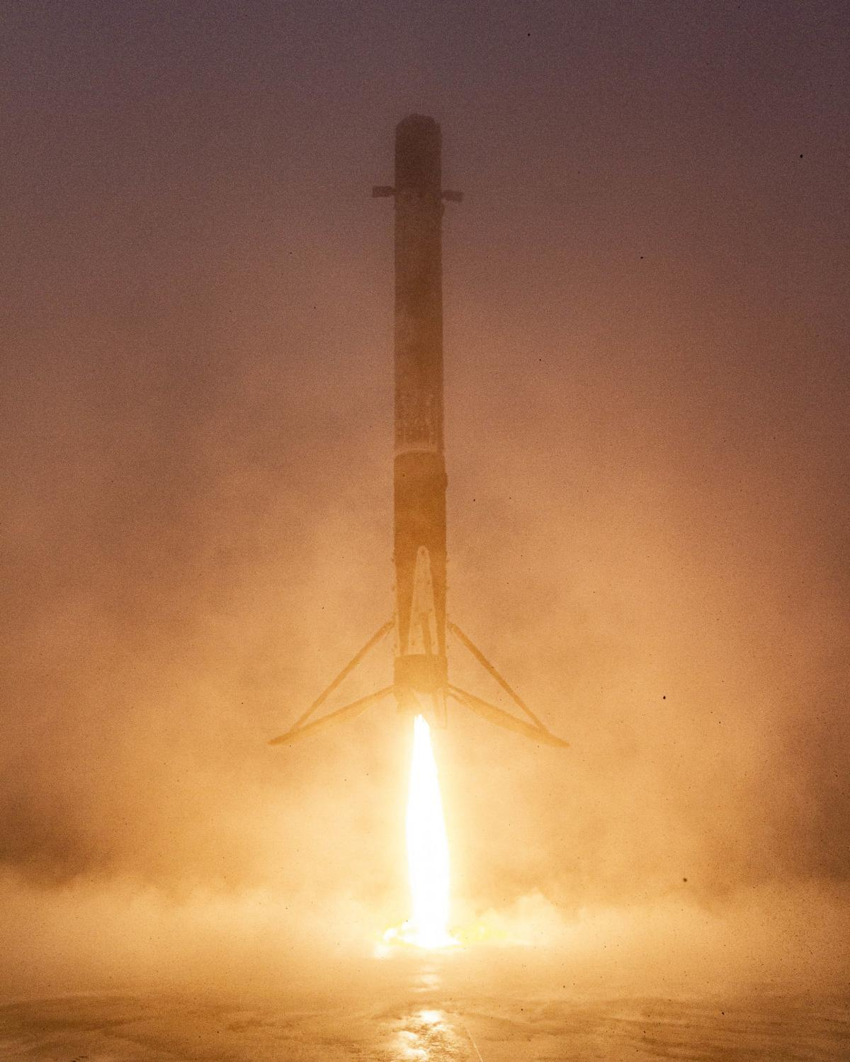 Vandenberg Launch Schedule 2020 Bringing the boom: SpaceX rocket successfully launches, lands back