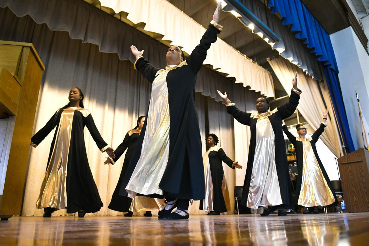 Photos: Rev. Dr. Martin Luther King celebrated in Lompoc