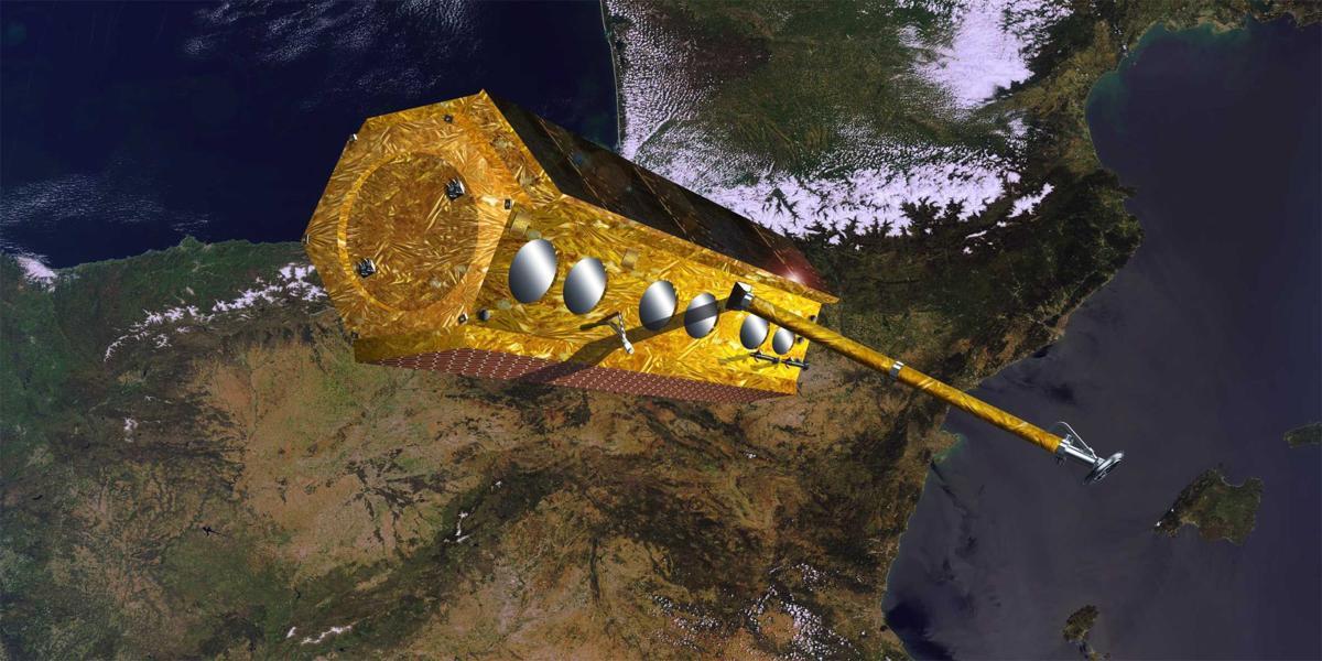 PAZ satellite