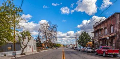 Los Alamos streets