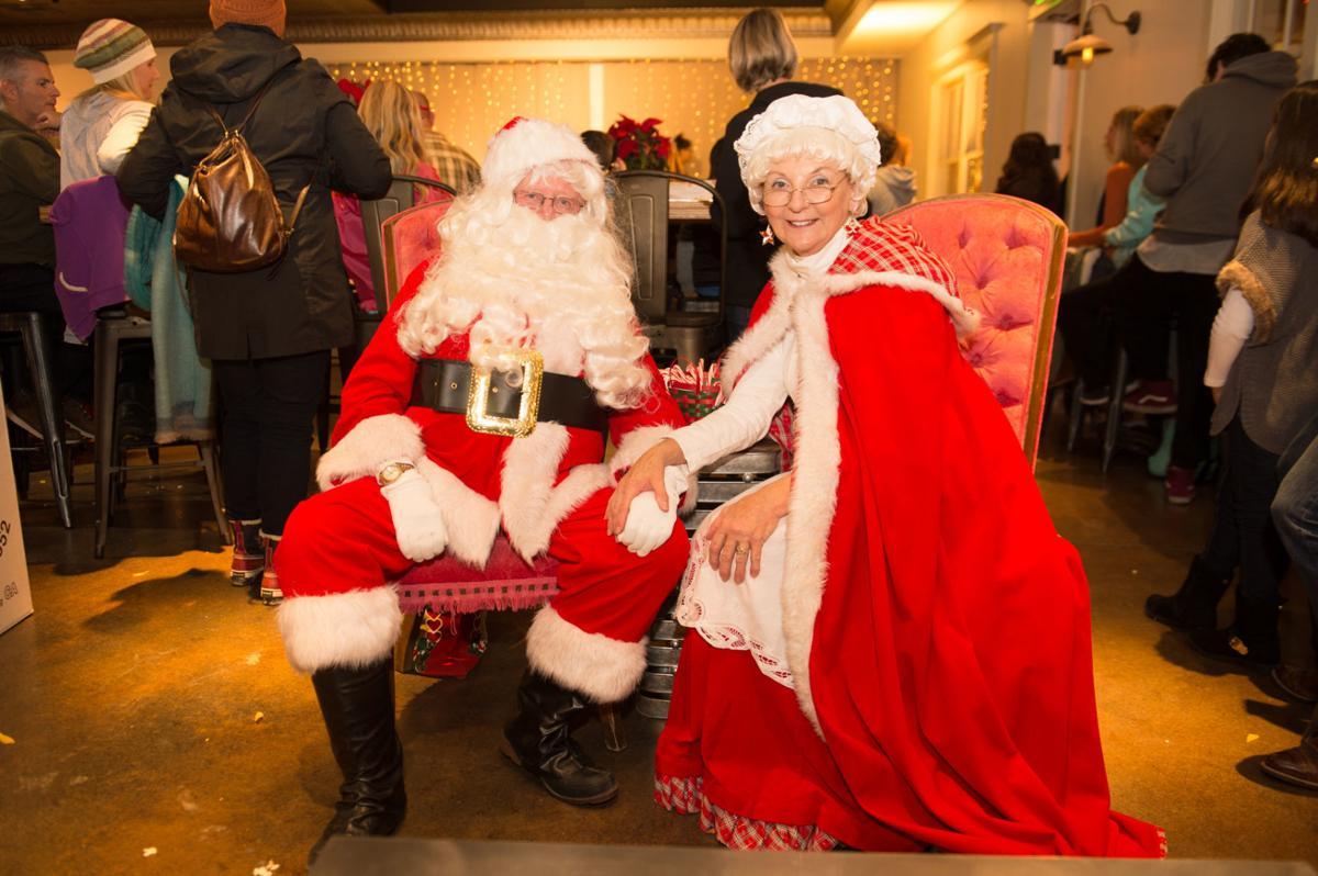 Santa and Mrs. Claus in Santa Ynez