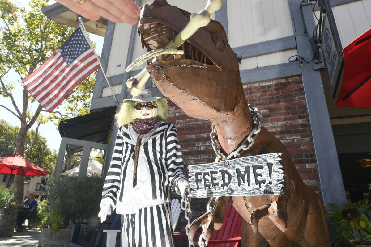 Santa Ynez Valley Scarecrow Fest puts Valley in Halloween spirit