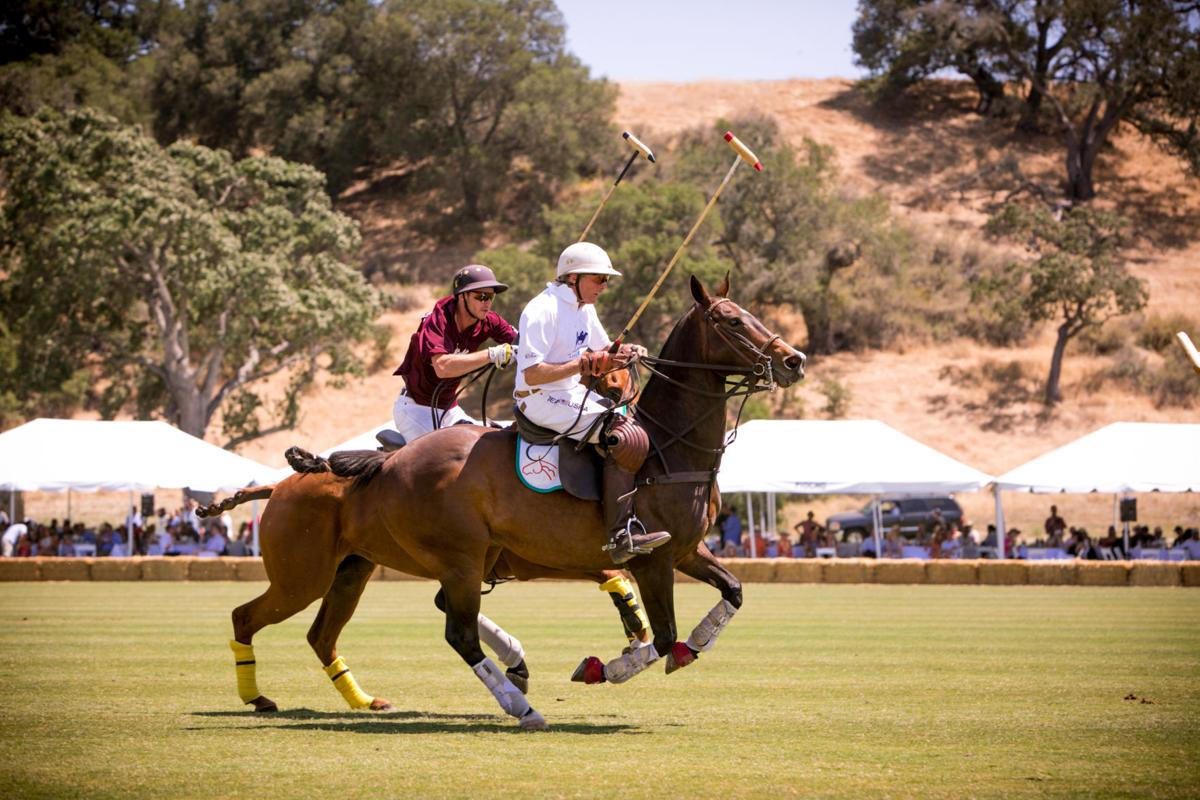 Horses join People Helping People for polo event