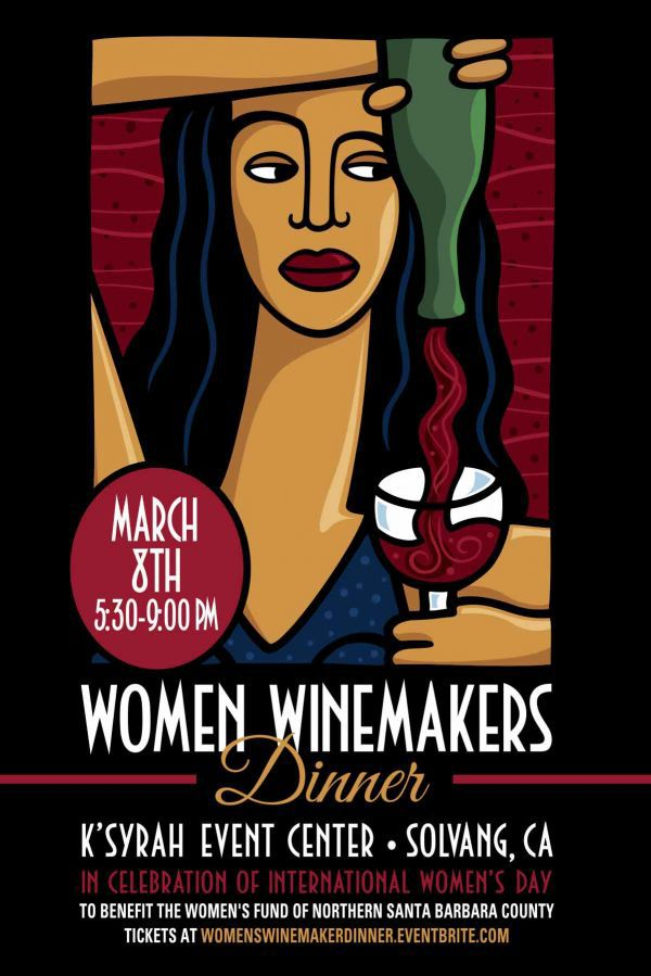 2nd Annual Women Winemakers Dinner