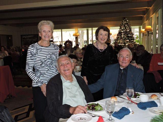 Solvang Senior Center holds Christmas luncheon