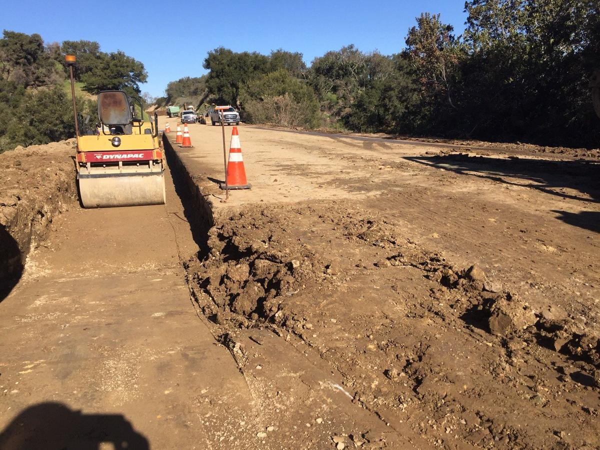 Caltrans: Highway 154 to reopen by early March | Local | syvnews com