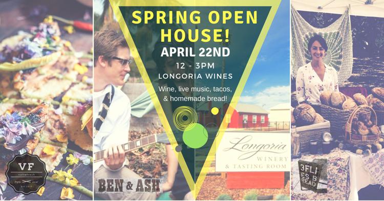 Longoria Winery Open House