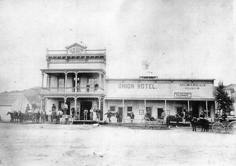 Los Alamos Union Hotel