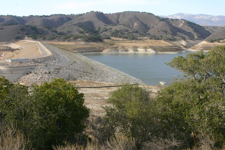 Photos: Cachuma Lake over half full after recent storms