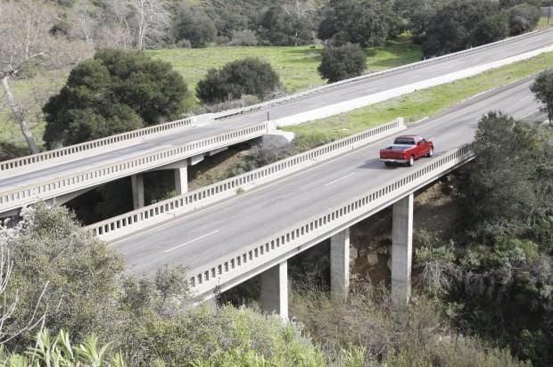 Nojoqui Creek Bridge file photo
