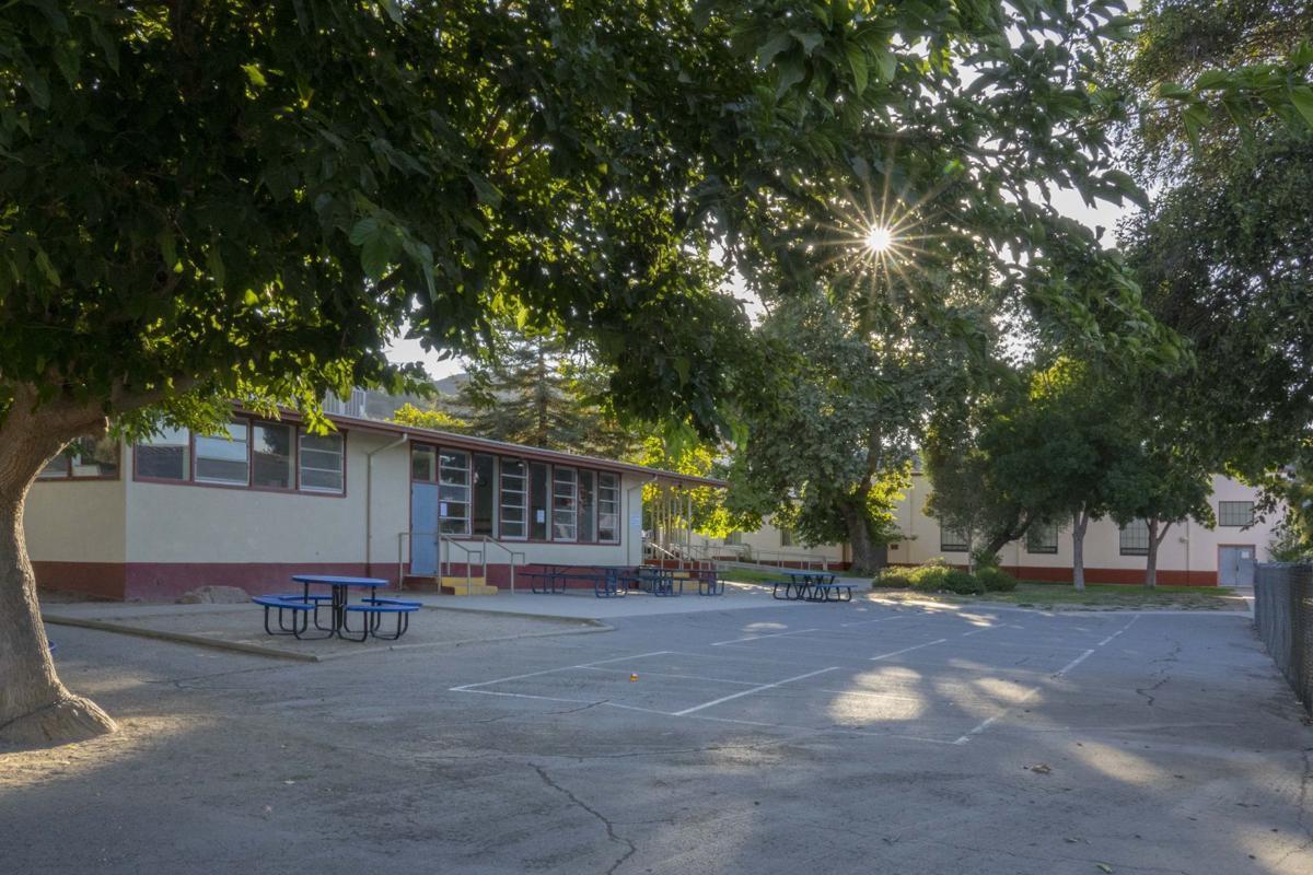 Where's Sparkie? Visiting a rural school
