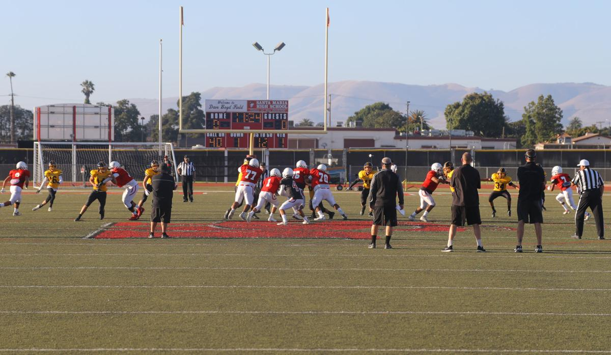 Football, California's most popular sport, sees