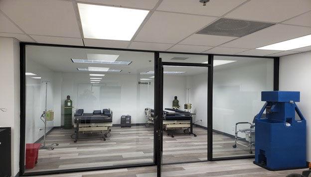 Lompoc prison hospital acute care - after 01